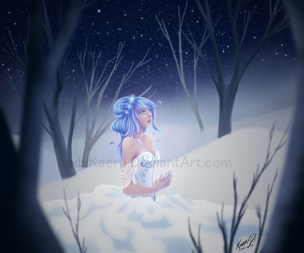 Solstice by LadyKaeru
