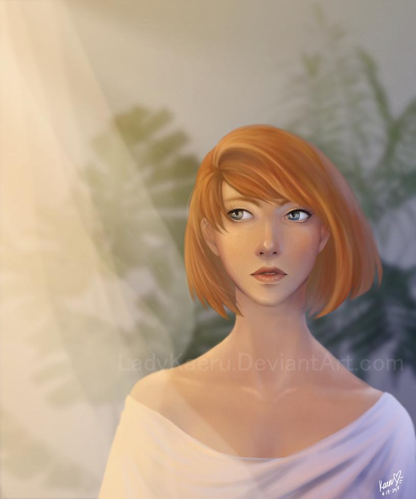 Summer Breeze by LadyKaeru