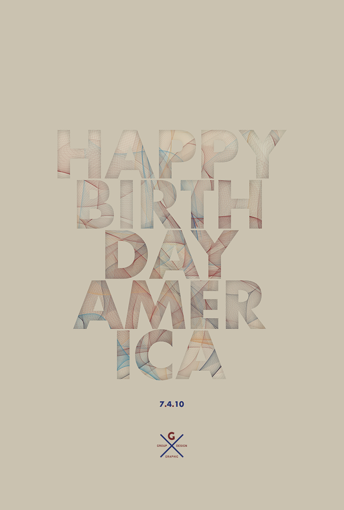 Happy Birthday America by SC-3
