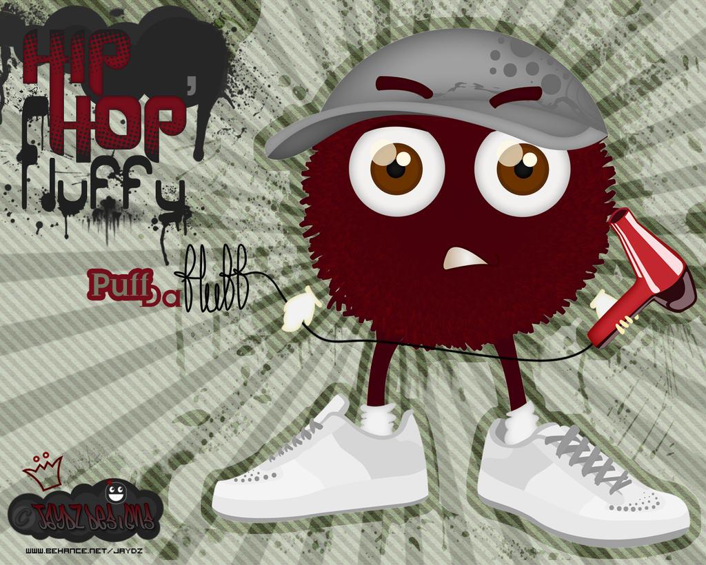 Hip-Hop' Fluffy