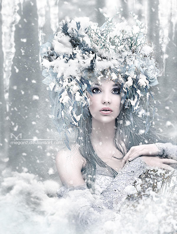 Winter Queen by megan7