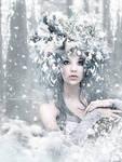 Winter Queen by Megan-Arts