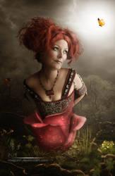 Rose by Megan-Arts