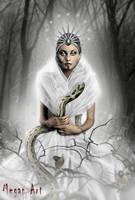 Naga by Megan-Arts