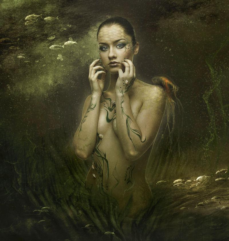 Siren by Megan-Arts