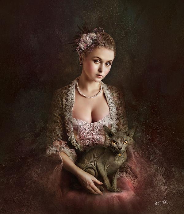 Luise by Megan-Arts