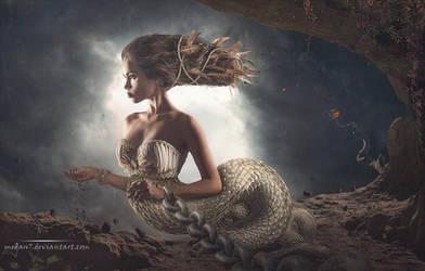Lamia by Megan-Arts