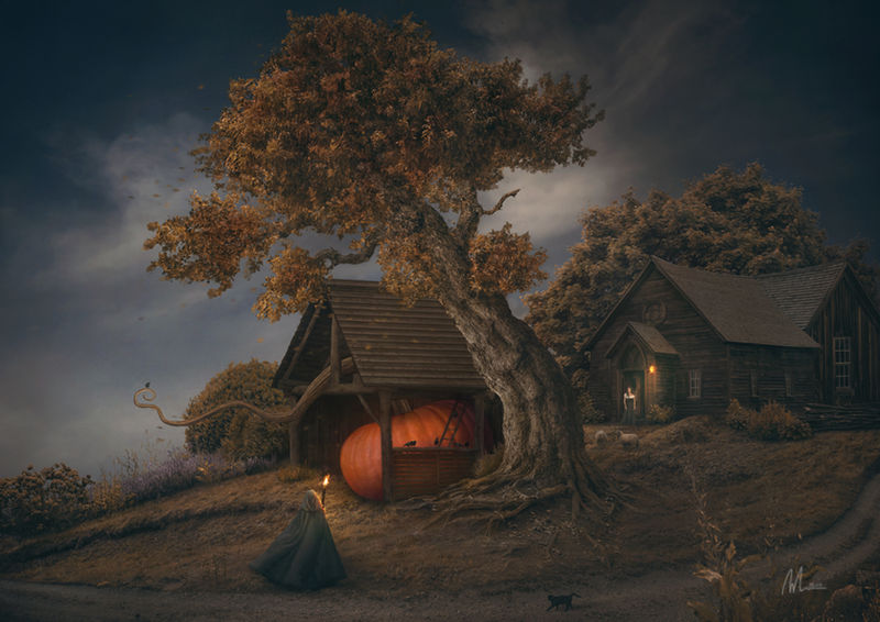 Heavy Halloween.. by Megan-Arts