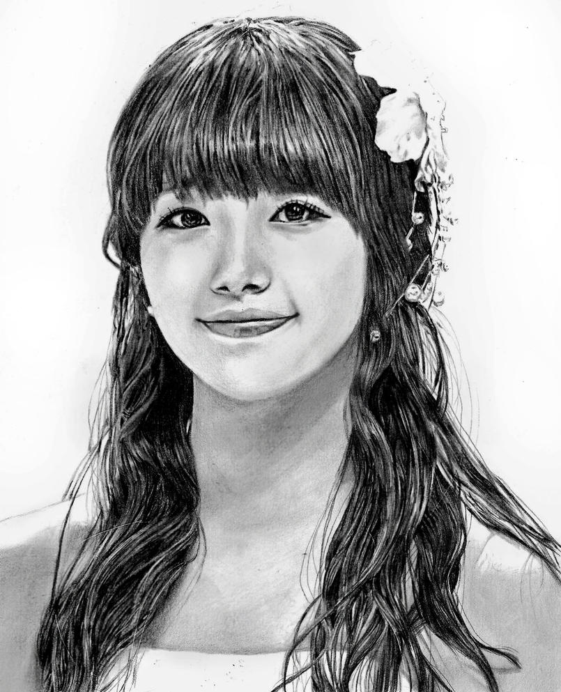 Suzy from Miss A by jennychoi