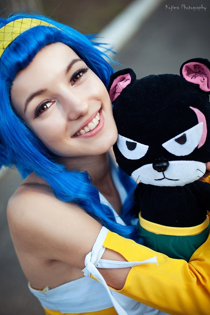 Fairy Tail Levy McGarden by Pixie by Hasadosh on DeviantArt