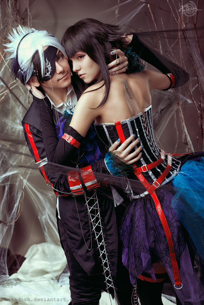 Gate 7 - Hana and Date Masamune ETERNITY 5 by Hasadosh