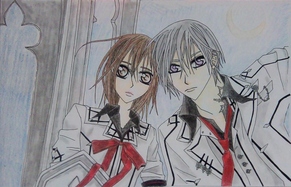 Yuuki and Zero by AngelicBrush
