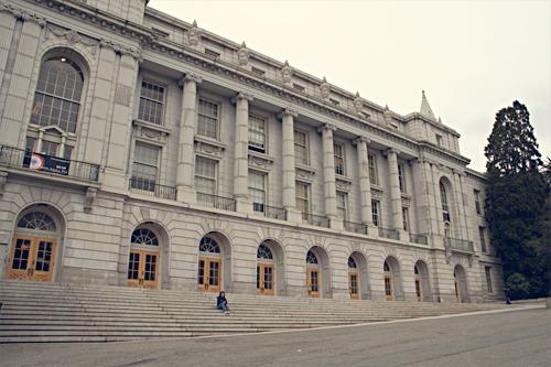 Berkeley Hall by SYK4NG