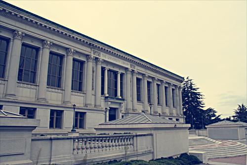 Berkeley Library by SYK4NG