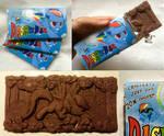 Dashie Bar! Making chocolate 20% cooler.