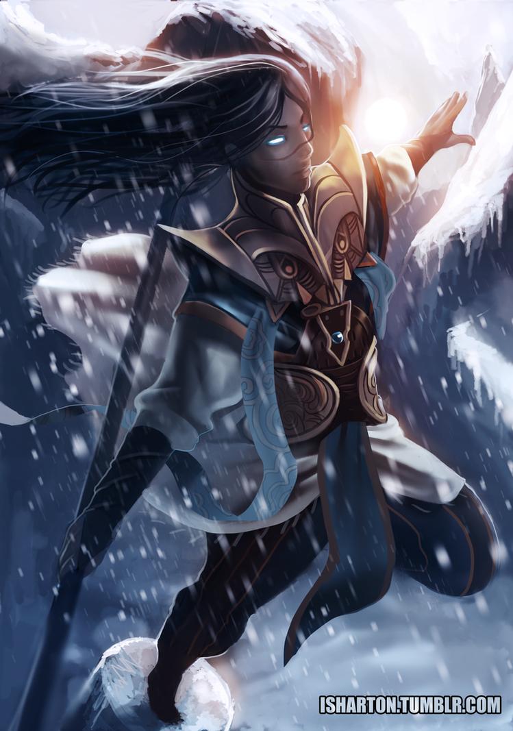 Narset Transcendent Commander by Ishton