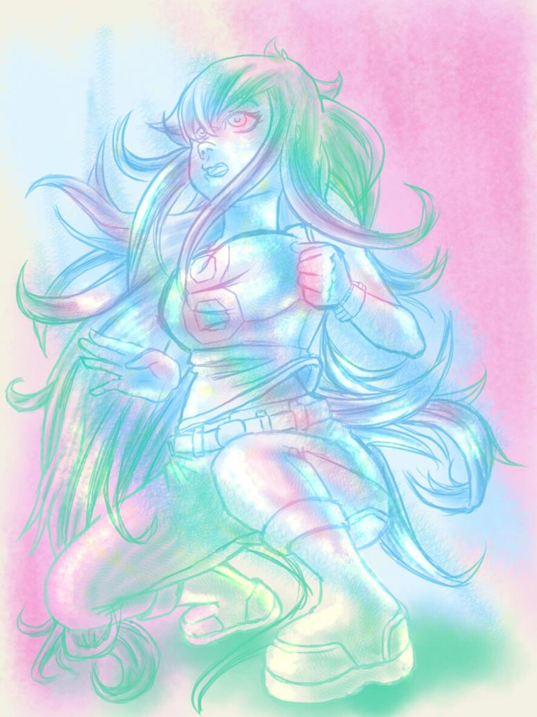iridescenct surprise by ObearonDinall