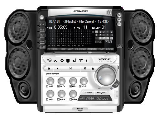 Jet Audio