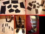 FFXIII Lightning Boots Tutorial