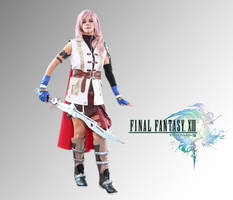 Lightning FFXIII Cosplay by FinalFantasyCosplays