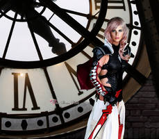 Time stands against me by FinalFantasyCosplays
