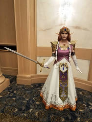 Anime Central 2019 Zelda by FinalFantasyCosplays