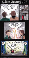 Ghost busting 101 by Kaze-Chan