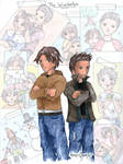 The Winchesters, growing up