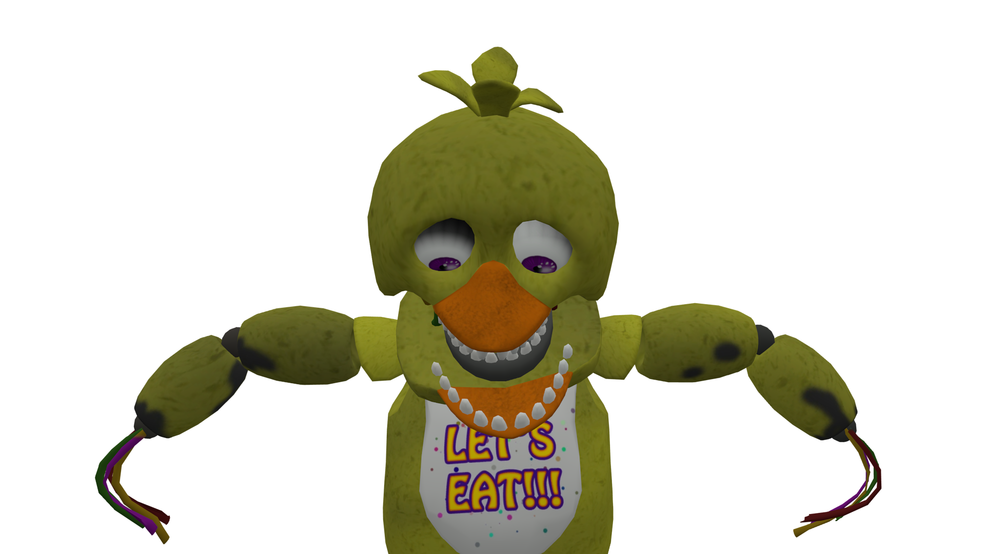 Photo Collection Withered Chica Render Fnaf