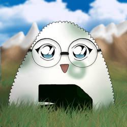 Tiny Onigiri - Eisuke by ingetminne