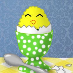 Tiny Onigiri - Chicken by ingetminne