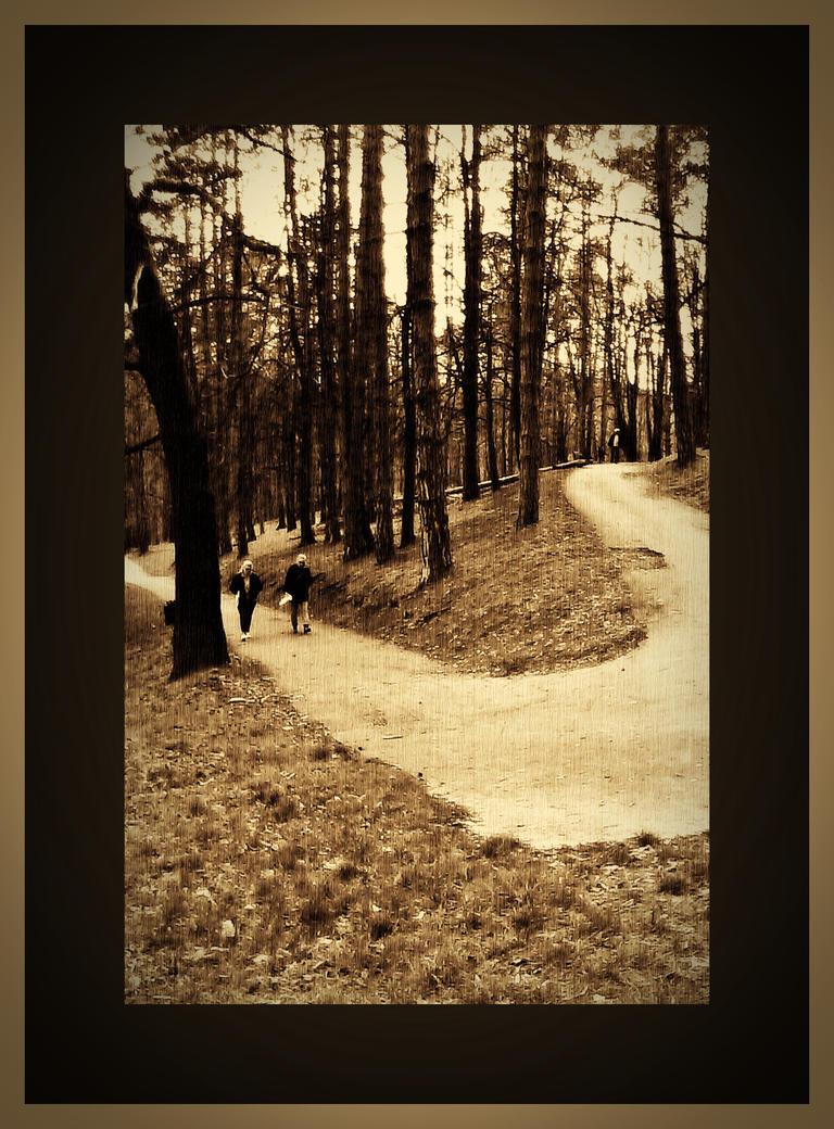 Stari park III by VesnaRa14