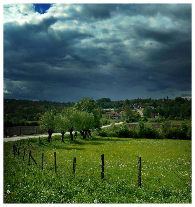 Storm in spring by VesnaRa14