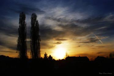 The sky... by VesnaRa014