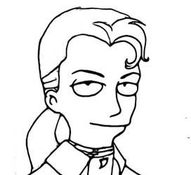 Tilo Wolff-The Simpsons