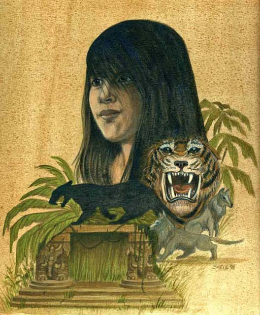 Jungle Book full color by ShellzArt