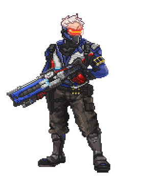 Soldier 76 - I've Got You In My Sights!
