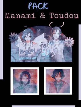Manami Y Toudou.