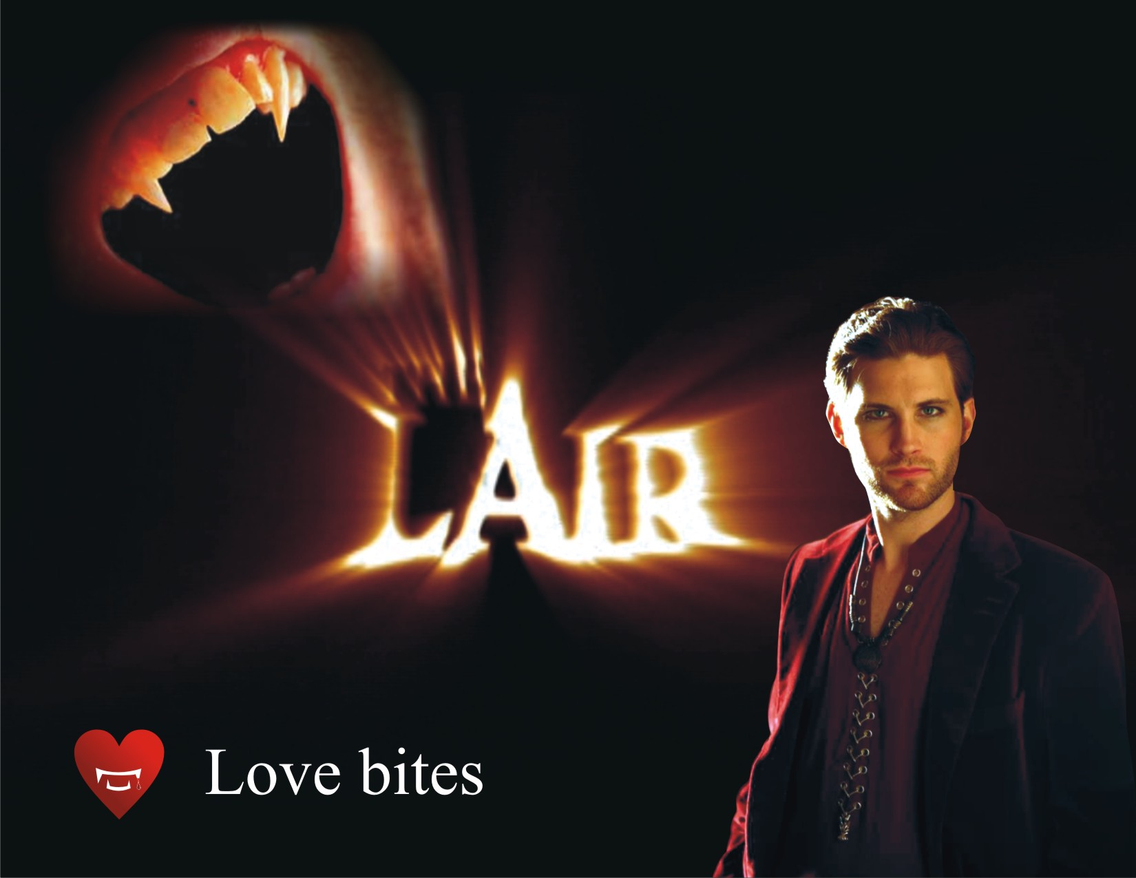 The Lair Gay Vampire 33