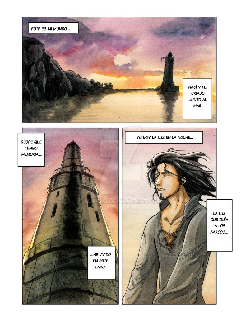 The Lighthouse 1-8