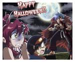 Gurren Halloween
