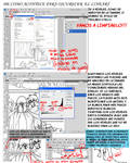 limpiar y ennegrecer un dibujo by black3