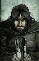 Be at peace, son of Gondor by black3