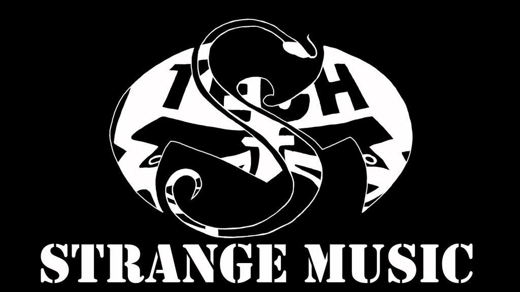 Strange Music Tech N9ne By TheWolfSirenchiyo
