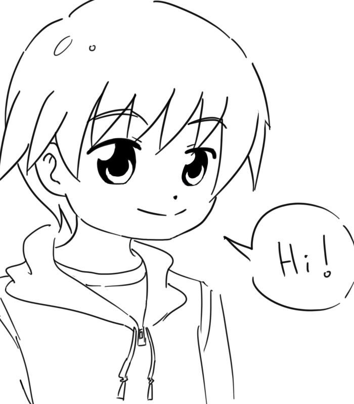 Cute Boy By YakumoChan123 On DeviantArt