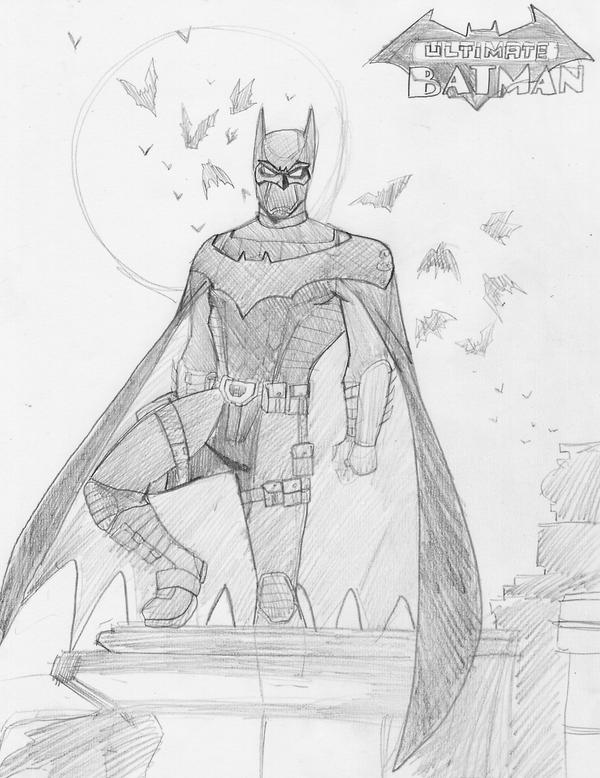 'Ultimate' Batman