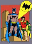 Dick Sprang's Batman