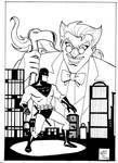 Big Bang Comics 's Knight Watchman Adventures