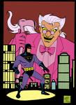 Big Bang Comic's Knight Watchman Adventures Colors