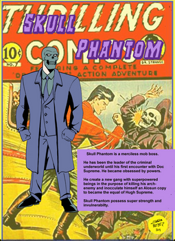 Skull Phantom